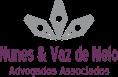 Logo Nunes e Vaz de Melo - aprovada